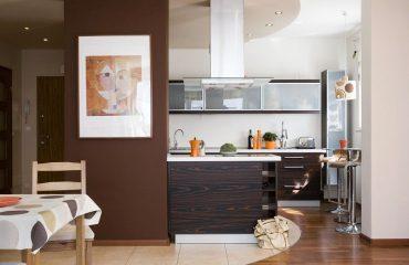 Варианты перепланировки кухни в хрущевках